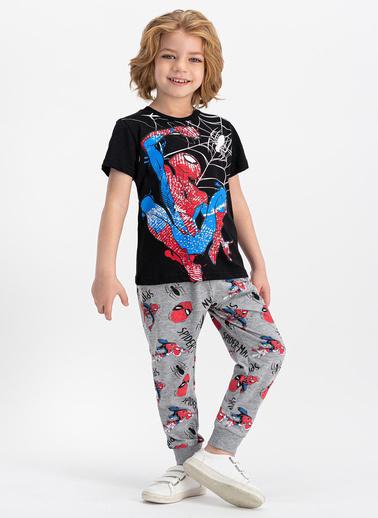 Spider-Man Pijama Takım Siyah